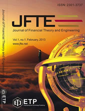 Journal of Financial Theory and Engineering (JFTE)