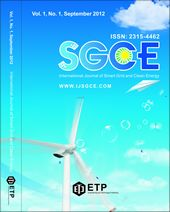International Journal of Smart Grid and Clean Energy (SGCE)